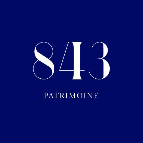 843 Patrimoine